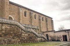 Het Klooster van La Cartuja Royalty-vrije Stock Afbeeldingen