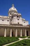 Het Klooster van Mafra Stock Afbeeldingen