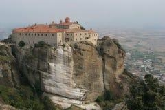Het Klooster van Meteora Stock Foto