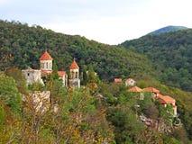 Het klooster van Motsameta Royalty-vrije Stock Foto