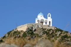 Het Klooster van Nissyros Royalty-vrije Stock Foto's