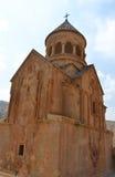 Het klooster van Noravank in Armenië Royalty-vrije Stock Foto's