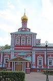 Het klooster van Novodevichiy, Moskou Royalty-vrije Stock Afbeelding