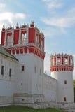 Het Klooster van Novodevichy Royalty-vrije Stock Afbeeldingen