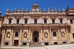Het Klooster van Padula Stock Foto
