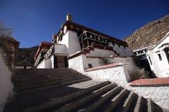 Het Klooster van publieks hallof Drepung Royalty-vrije Stock Fotografie