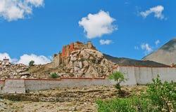 Het Klooster van Puinsoling Royalty-vrije Stock Afbeeldingen