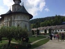 Het klooster van Putna royalty-vrije stock afbeeldingen