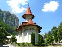 Het klooster van Ramet Royalty-vrije Stock Foto's