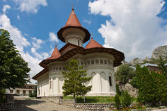 Het klooster van Ramet Stock Foto's