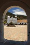 Het Klooster van Recoleta, Sucre, Bolivië Royalty-vrije Stock Afbeeldingen
