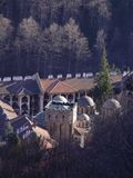 Het Klooster van Rila Royalty-vrije Stock Fotografie