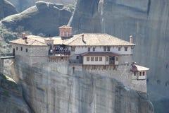 Het Klooster van Roussanou Royalty-vrije Stock Fotografie