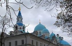 Het Klooster van Rusland Valaam stock afbeelding