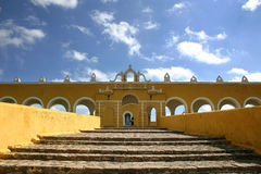 Het Klooster van San Antonio DA Padua Royalty-vrije Stock Afbeeldingen