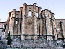 Het klooster van San Benito Stock Afbeeldingen