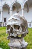 Het klooster van San Martino chartreuse in Napels Royalty-vrije Stock Afbeeldingen