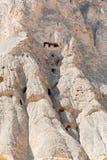 Het Klooster van Selime Stock Foto