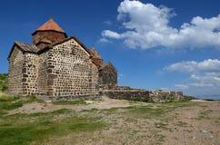 Het klooster van Sevanavank Royalty-vrije Stock Afbeeldingen