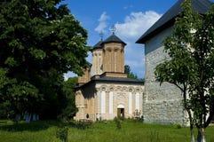 Het Klooster van Snagov stock afbeelding