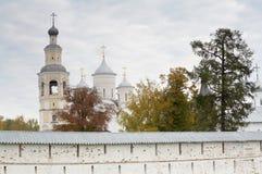 Het klooster van spaso-Prilutskiy Dimitriev Royalty-vrije Stock Afbeeldingen