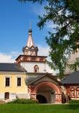 Het klooster van St. Sava Storozhevsky royalty-vrije stock afbeeldingen