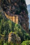 Het Klooster van Sumela Stock Afbeeldingen