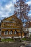Het Klooster van Tikhvinbogorodichny Uspensky is Orthodox m van vrouwen Royalty-vrije Stock Foto