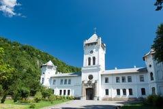 Het klooster van Tismana Stock Afbeelding