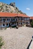 Het klooster van Treskavec Royalty-vrije Stock Foto