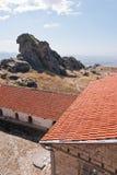 Het klooster van Treskavec Royalty-vrije Stock Foto's
