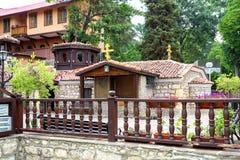 Het klooster van Varna Royalty-vrije Stock Foto's
