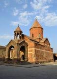 Het Klooster van Virap van Khor Royalty-vrije Stock Foto