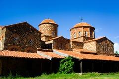 Het klooster van Vodoca Royalty-vrije Stock Afbeeldingen