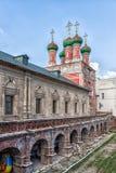 Het Klooster van Vysokopetrovsky Stock Foto's