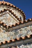Het kloosterkapel van Stavrouni. Royalty-vrije Stock Afbeelding