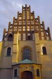 Het kloosterkerk van ordebernardine Stock Fotografie
