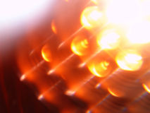 Het knipogen licht 3 Royalty-vrije Stock Fotografie