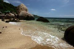 HET KNOCK-OUT TAO VAN AZIË THAILAND Royalty-vrije Stock Afbeeldingen