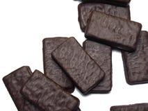Het koekje van de chocoladesandwich Stock Fotografie