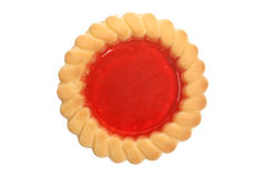 Het koekje van de gelei Royalty-vrije Stock Fotografie
