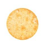 Het koekje van de kaas royalty-vrije stock afbeeldingen