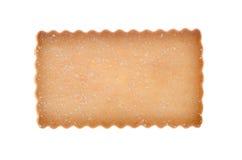 Het koekje van de kaneel stock afbeelding