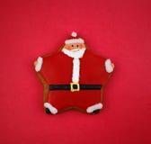 Het Koekje van de kerstman Stock Fotografie