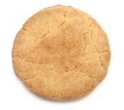 Het koekje van de zandkoek royalty-vrije stock foto