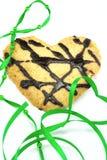 Het koekje van het hart royalty-vrije stock fotografie