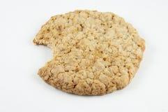 Het koekje van het havermeel Stock Foto
