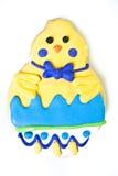 Het Koekje van het Kuiken van Pasen Stock Fotografie