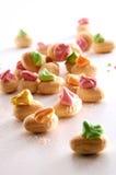 Het koekje van het suikergoed stock afbeelding