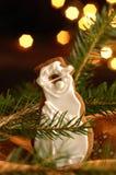 Het Koekje van Kerstmis stock afbeeldingen